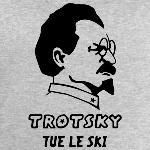 trotsky tue le ski tee shirts - Sweat-shirt Homme Stanley & Stella