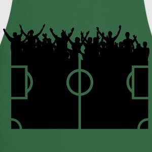 Fans of football  T-Shirts - Cooking Apron