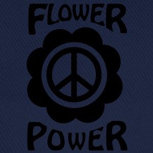 flower power T-shirts - Baseballcap