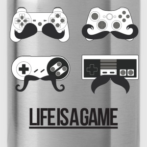 Life is a game (Femme) - Gourde