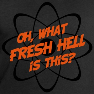 Oh, What Fresh Hell Is This? - Men's Sweatshirt by Stanley & Stella