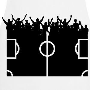 amateurs de football au  Tee shirts - Tablier de cuisine