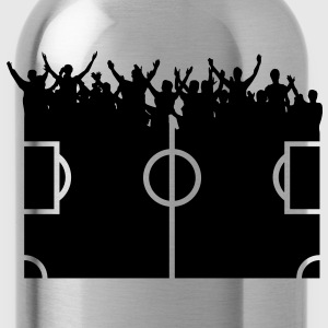 Fans of football  T-Shirts - Water Bottle