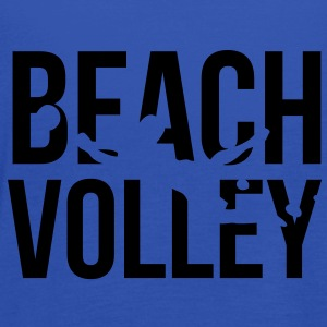 beachvolley T-shirts - Vrouwen tank top van Bella
