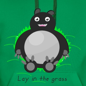 Lay in the Grass Shirts - Men's Premium Hoodie