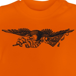 Kindershirt Wappen USA Adler Eagle - Baby T-Shirt