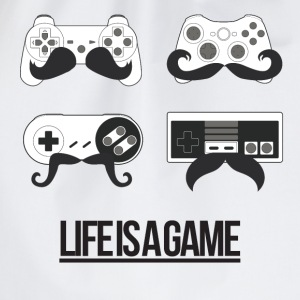 Life is a game (Homme) - Sac de sport léger