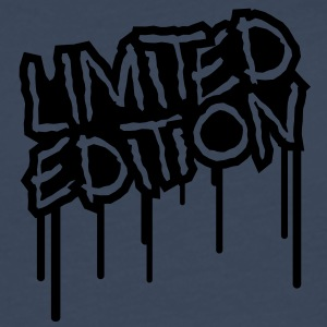 limited_edition_graffiti_stamp T-shirts - Herre premium T-shirt med lange ærmer