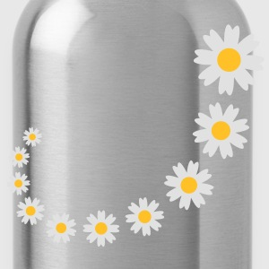 flowers_design T-Shirts - Water Bottle