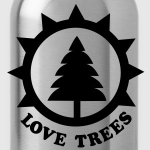 tree lover T-Shirts - Water Bottle