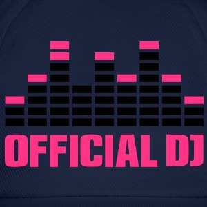 Official DJ Equalizer T-Shirts - Baseballkappe