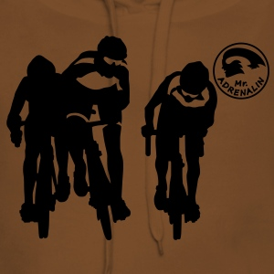 Bicycle cycling T-Shirts - Women's Premium Hoodie