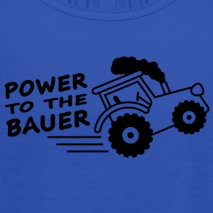 power_to_the_bauer T-shirts - Dame tanktop fra Bella
