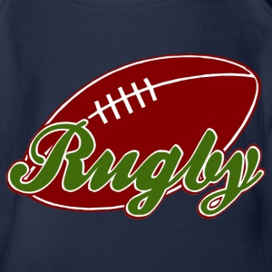 rugby Tee shirts - Body bébé bio manches courtes