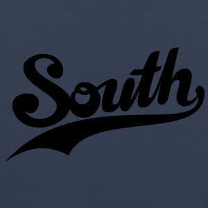 south T-Shirts - Men's Premium Tank Top