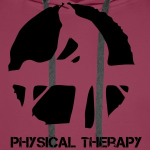 Physical Therapie / Physiotherapie T-Shirts - Männer Premium Hoodie