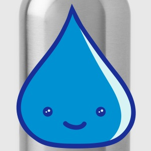 cute_water_drop Tee shirts - Gourde