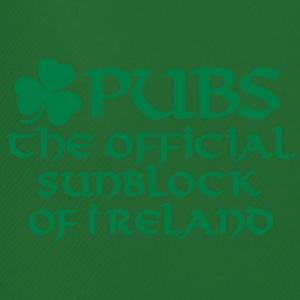 Pubs, the official sunblock of Ireland T-Shirts - Men's Football shorts