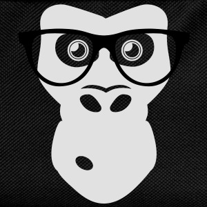 Nerd Ape with glasses T-Shirts - Kinder Rucksack