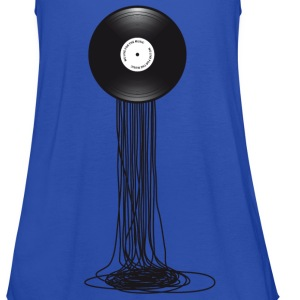 DJ T-Shirts - Women's Tank Top by Bella