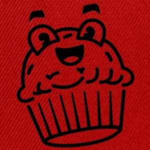 Cupcake Tee shirts - Casquette snapback