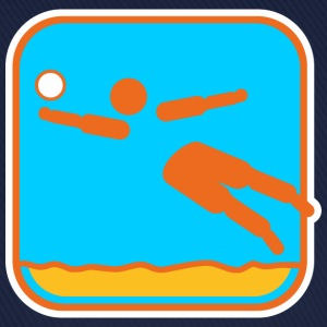 beachvolleyball T-Shirts - Baseballkappe