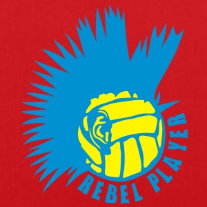 volley waterpolo punk oreille logo rebel Tee shirts - Tote Bag