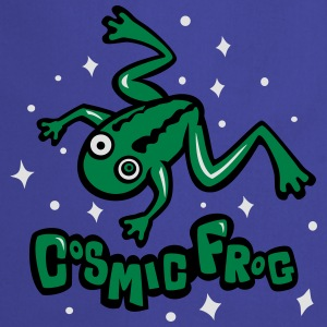 Cosmic Frog T-Shirts - Cooking Apron