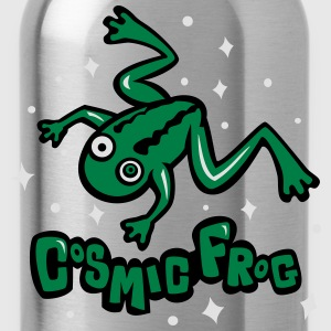 Cosmic Frog T-Shirts - Water Bottle