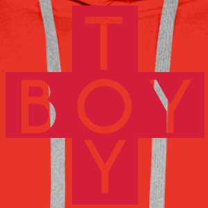 toy boy T-Shirts - Men's Premium Hoodie
