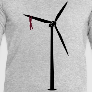 Tirez le moulin à vent  Tee shirts - Sweat-shirt Homme Stanley & Stella