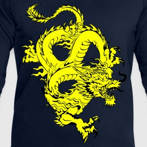 dragon chinois 201 Tee shirts - Sweat-shirt Homme Stanley & Stella