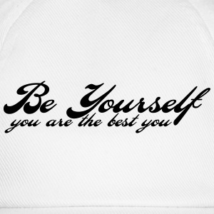 be yourself Tee shirts - Casquette classique