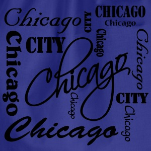 Chicago T-Shirts - Drawstring Bag