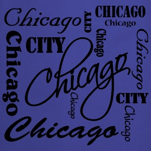 Chicago Tee shirts - Tablier de cuisine