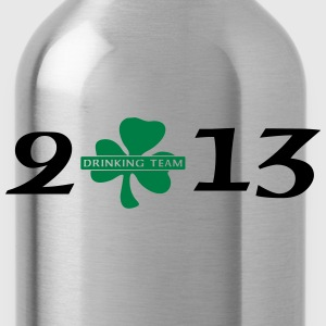 St. Patrick´s Day 2013 T-Shirts - Trinkflasche