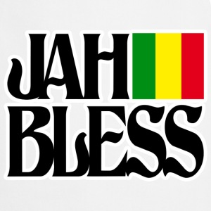 jah bless T-Shirts - Cooking Apron