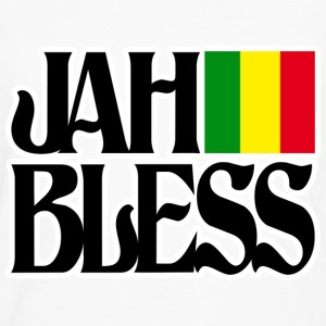 jah bless T-Shirts - Men's Premium Longsleeve Shirt