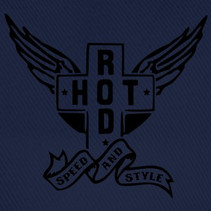 Hot Rod - speed and style T-Shirts - Baseballkappe