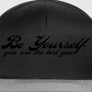 be yourself T-Shirts - Snapback Cap