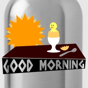 good morning T-shirts - Drinkfles