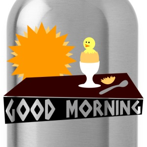 good morning T-shirts - Drikkeflaske