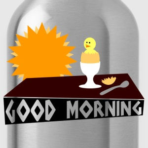 good morning T-Shirts - Water Bottle