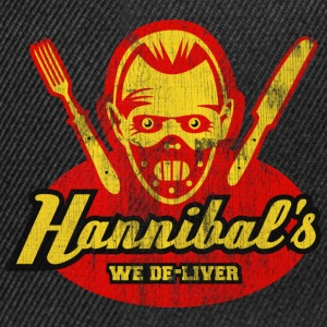 Hannibal's, distressed T-Shirts - Snapback Cap