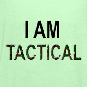 I am tactical - Frauen Tank Top von Bella