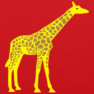 Giraffe Tee shirts - Tote Bag