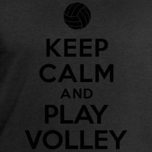 Keep calm and play Volley Tee shirts - Sweat-shirt Homme Stanley & Stella