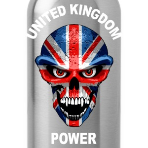 united kingdom power 2 T-Shirts - Water Bottle
