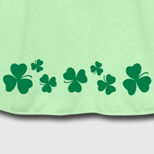 Lucky charm st.Patrick's day Women's Plus Size Shi - Women's Tank Top by Bella