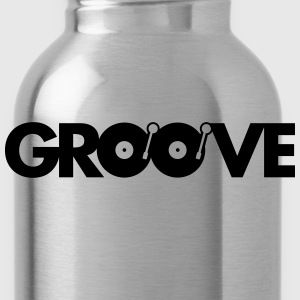 Groove Tee shirts - Gourde